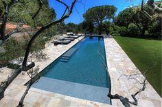 Une piscine pour les sportifs