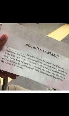 I know a couple that needa sign this....