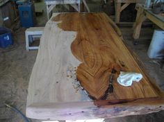 epoxy and tung oil for mesquite wood for furniture, cutting boards, etc. Lankford's Mesquite Furniture and Artisan's Gallery in Abilene, TX