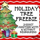 Seasons Greetings! The holidays are approaching quickly! Enjoy this early present to get your students practicing 2-digit addition with and without regrouping.