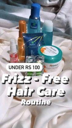Clear Skin Face, Face Skin Care, Diy Skin Care, Skin Care Routine Steps, Hair Care Routine, Makeup Routine, Diy Hair Treatment, Homemade Hair Treatments, Hair Tips Video
