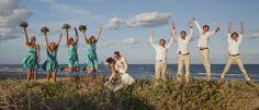 Funny beachWedding Pictures | Enjoy a Beautiful Tropical Beach Wedding. « Beach Wedding Attire «
