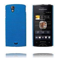 Atomic (Lyse Blå) Sony Ericsson Xperia Ray Deksel