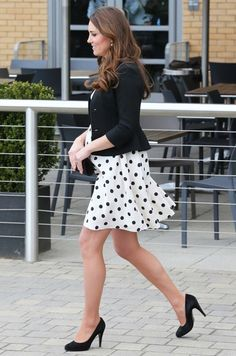 Kate Middleton Maternity...I can only hope to look as stylish when I'm preggers