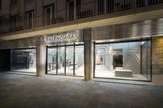 Balenciaga to open fourth store in Paris on Avenue Montaigne
