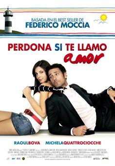 """cartel de la película """"Perdona si te llamo amor"""""""