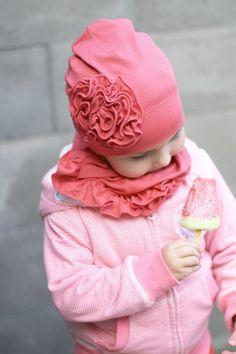 Helppo ohje syksyisiin asusteisiin Kids Fashion, Sewing, Crochet, Hats, Vintage, Craft, Diy, Tela, Caps Hats
