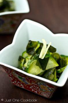 Cucumber Salad (Sunomono) | Easy Japanese Recipes at JustOneCookbook.com