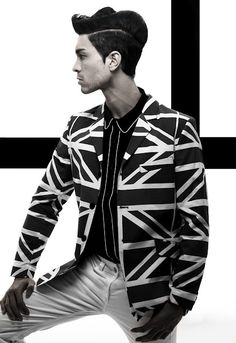 Mens Stylish Hairstyles Photography By Barry Jeffery