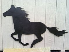 Large Animal Silhouettes  Horse silhouettes by thecarvingcompany, $22.00