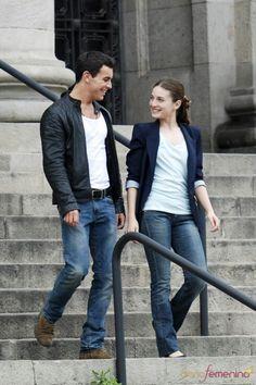 Hugo and Babi (Mario Casas & Maria Valverde)