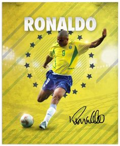 World Cup Legends Ronaldo
