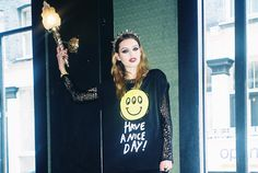 BLOOMZY: Lazy Oaf A/W 2012 Collection; Goth Girl // UK Fashion, Beauty & Lifestyle Blog