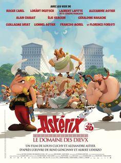 Asterix - Le Domaine Des Dieux (2015)