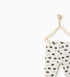 Immagine 2 di Legging stampati di Zara