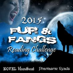 The Reading Diaries: 2015 Fur & Fangs Reading Challenge
