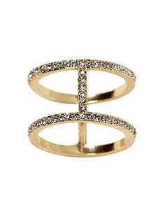 Gilded Band Ring