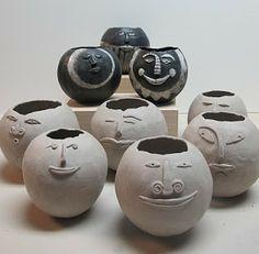 365 Days of Pinch Pots: January 2011