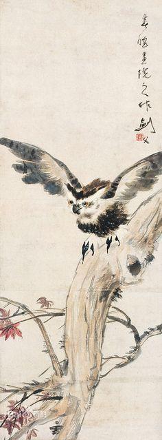Gao Jianfu(高剑父) ,