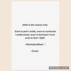 Alhamdoulillaah ♡