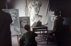 Art Class, Chongqing, 1979 by Eve Arnold Abstract Photography, Digital Photography, Photography School, Travel Photography, Jandy Nelson, Neal Caffrey, The Secret History, Photo Tips, Find Image