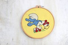 smurf valentines day coloring pages