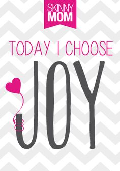What do you choose today?