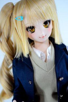 Anime style BJD