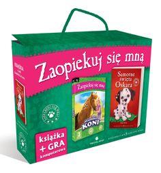 Samotne Święta Oskara + Stadnina Koni (gra PC)  Więcej na: www.zielonasowa.pl
