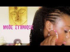 ► La mode ethnique chez Kurl Concept ◄ - YouTube
