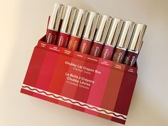 Favourite Recent Purchases - Clinique Crayola Chubby Lip Crayon Box