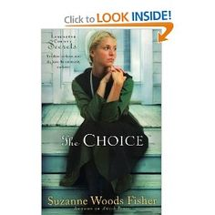 Suzanne Woods Fisher, a great author of Amish fiction.