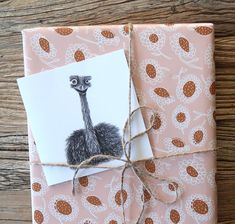 Happy ostrich greeting card, ostrich birthday card, cute ostrich drawing, funny animal drawing Animal Drawings, Funny Animals, Birthday Cards, Ann, Greeting Cards, Gift Wrapping, Illustrations, Unique Jewelry, Handmade Gifts