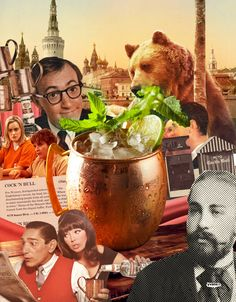 yvans - barlife magazine, drinkology - Moscow Mule Moscow Mule Mugs, Magazine, Magazines