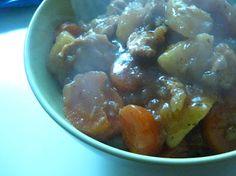 Japońskie curry rice ~ Kurczak w cieście na ostro