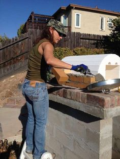 Lyford Pizza Oven in California by BrickWood Ovens