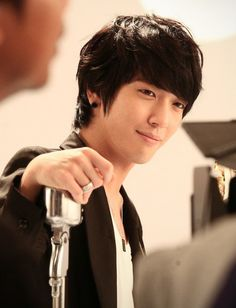 Jung Yong Hwa ♡ His eyes along with his charismatic smile are just a couple of…