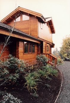 Classic Timber Home 2 story