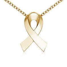 Yellow Gold Hope Pendant