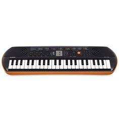 Amazon.com: Casio SA-76 44 Key Mini Keyboard, Orange: Musical Instruments