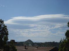 Lenticular Cloud over Santa Clarita, CA, United States by Chevy111 (talk)