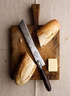 Fresh Baguette by stevejay2000, via Flickr