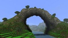minecraft unbelievable shaders castle project | Land Bridge Minecraft Project