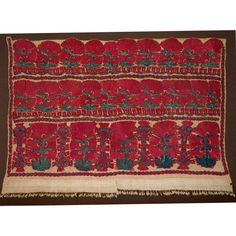 Carpets, Bohemian Rug, Textiles, Indian, Embroidery, Rugs, Antiques, Decor, Farmhouse Rugs