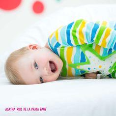 Divertida y cálida, así es nuestra original colección de pijamas #AgathaBaby