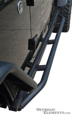 ACE Engineering JKRS2DR Rock Sliders 4DR Jeep JK