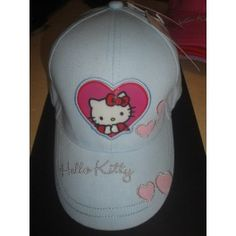 Cappello Hello Kitty € 10 http://www.cartolibreriariosto.it/index.php?id_product=161&controller=product