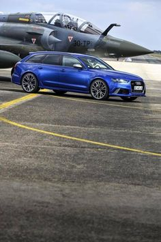 Join The League Of Performance: Audi RS 6