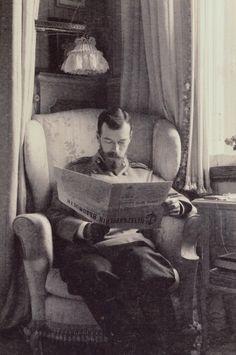 Tsar Nicholas II of Russia (1868-1918) c1902