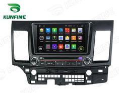 Quad Core 1024*600 Android 5.1 Car DVD GPS Navigation Player Car Stereo for Mitsubishi Lancer 2006-2012 Radio 3G Wifi Bluetooth